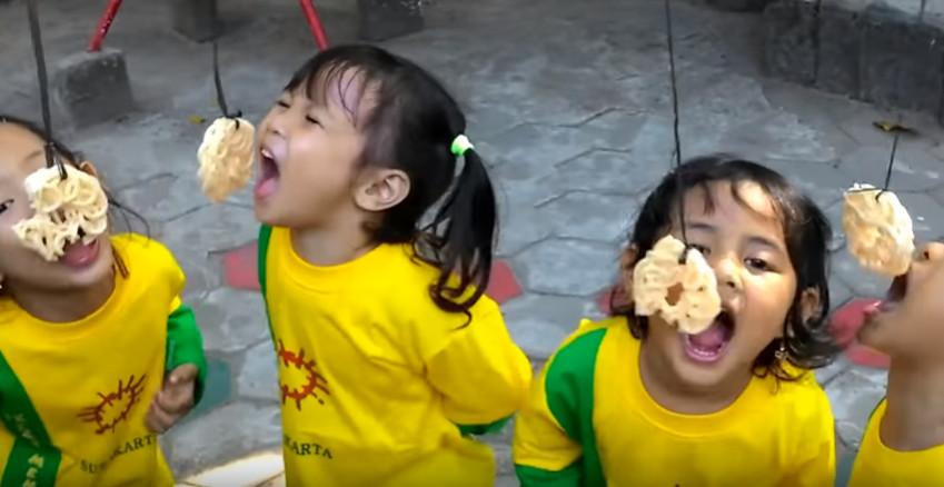 Jenis Lomba Agustusan Untuk Anak Paud Yang Mendidik Cemiti