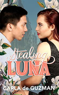 stealing luna carla de guzman art heist filipino royalty bodyguard second chance romance