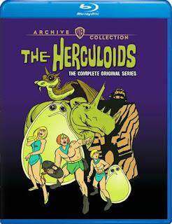 The Herculoids – Miniserie [3xBD25] *Con Audio Latino, no subs
