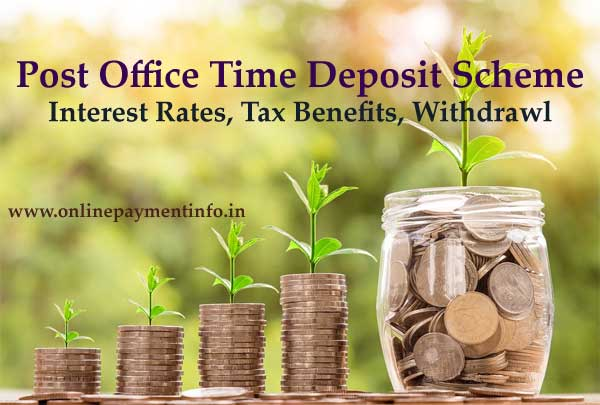 Online Payment: All about Post Office Time Deposit Scheme
