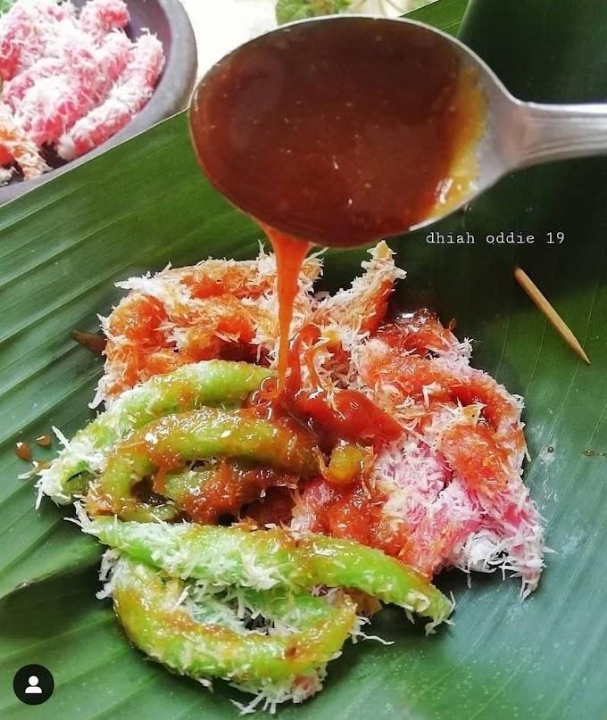 Resep Spesial Favorit Jajanan Pasar CENIL