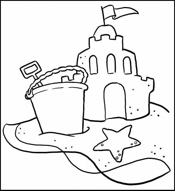 Jocuri Pentru Copii Mari şi Mici Planse De Colorat Vara