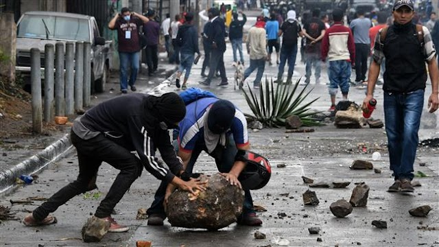 Honduras government of President Juan Orland Hernandez rejects new election, unrest continues