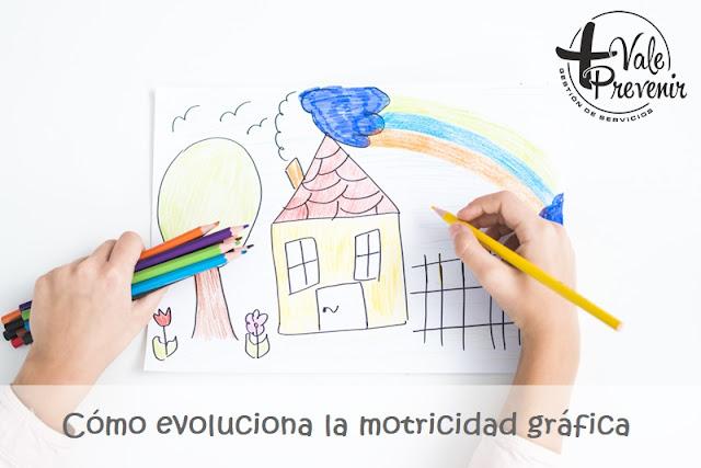 motricidad grafica en niños