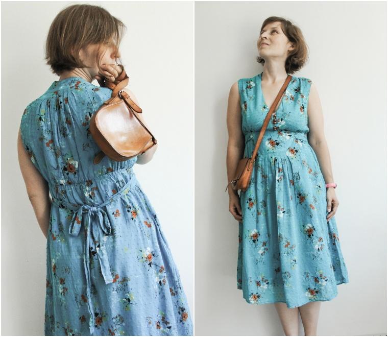 idealna letnia sukienka