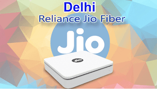 Jio Fiber in Delhi