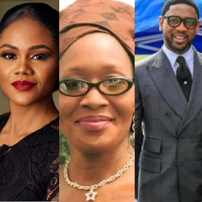 Video: Busola Dakolo Has Reportedly Been Crying Uncontrollably  For The Past 2 Days - Kemi Olunloyo