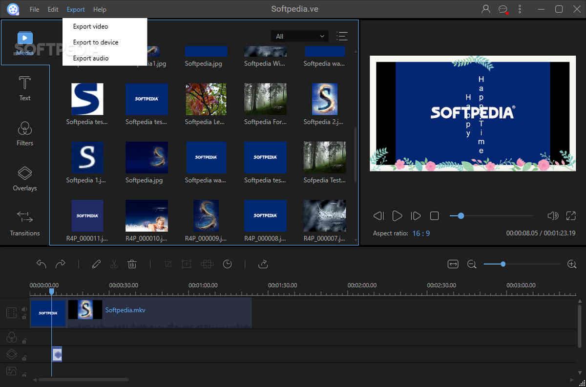 Download ApowerEdit Pro Full bản mới nhất, Phần mềm sửa và biên tập Video nhỏ gọn.