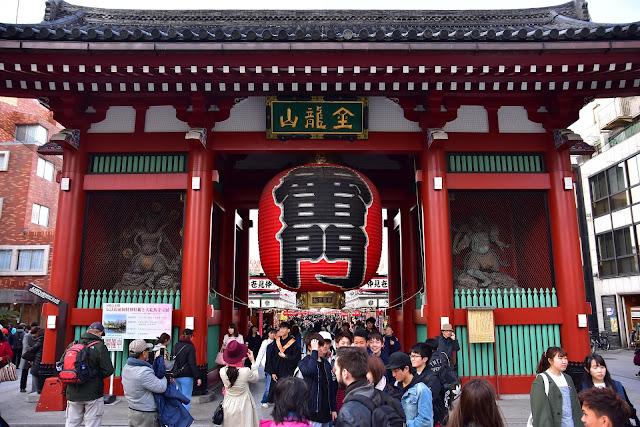 Kaminarimon Gate, kaminarimon lantern