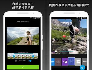 Quik - GoPro 影片編輯器 - 免費電影製作器 APK