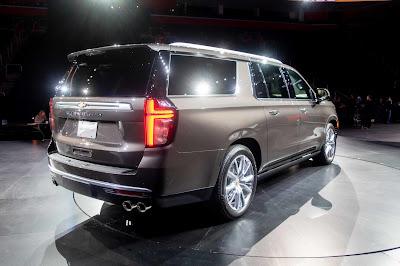 2021 Chevrolet Suburban Review, Specs, Price