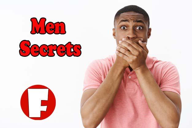 men, men secrets, men and woman, women fears