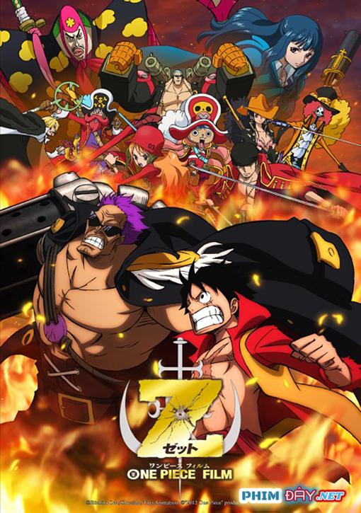 ĐẢO HẢI TẶC: Z-KỲ PHÙNG ĐỊCH THỦ - One Piece Film: Z (2012)