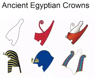 Ancient Egyptian Crowns