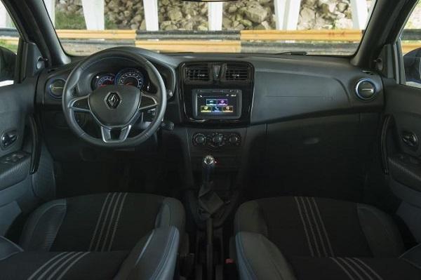 Interior Renault Sandero GT Line