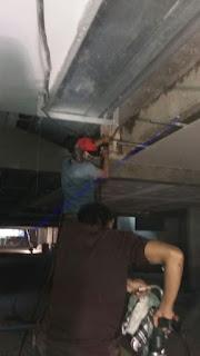 bagaimana cara mengatasi beton bocor