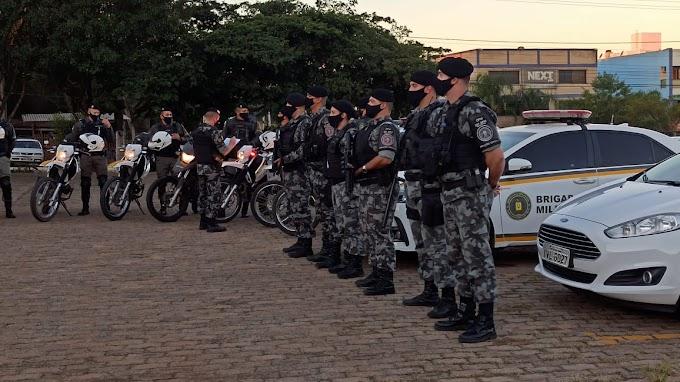 Brigada Militar de Cachoeirinha registrou o menor número de roubo de veículos dos últimos 17 anos