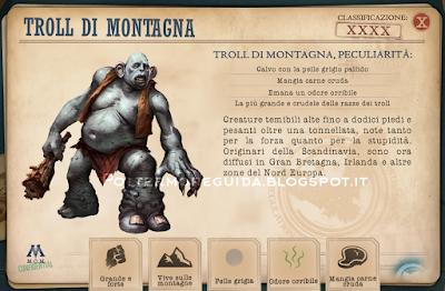 Troll di Montagna