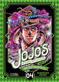 JOJO'S BIZARRE ADVENTURE Battle Tendency #4