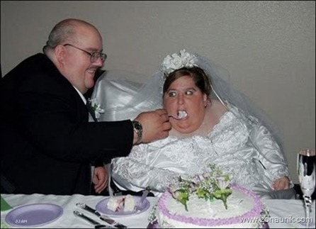 pengantin wanita harus gemuk