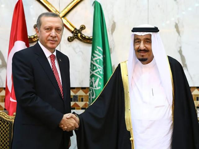 Politik Luar Negeri Arab Saudi
