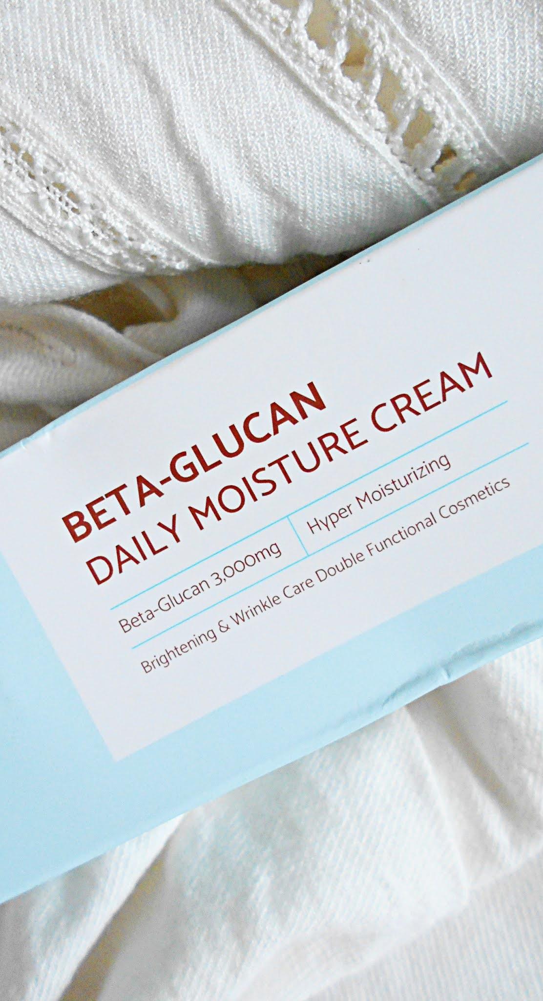 iUNIK Beta-Glucan Daily Moisture Cream Review