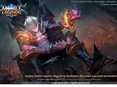 Dyrroth, Hero Fighter Baru di Mobile Legends dg Skill Ultimate yg Mematikan