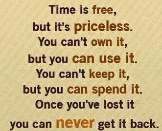 Interesting Quotes About Time