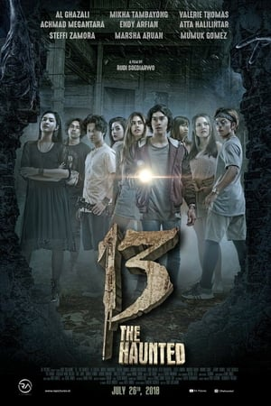 13 The Haunted (2018)