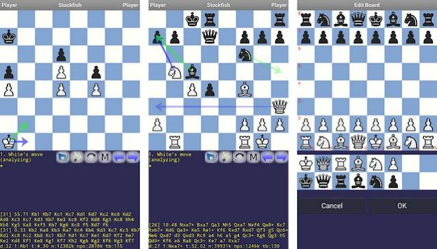 افضل لعبة شطرنج للاندرويد