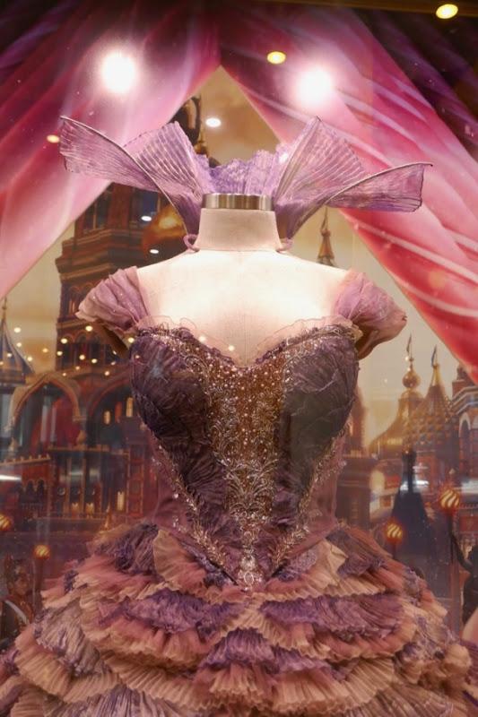 Nutcracker Four Realms Sugar Plum Fairy costume