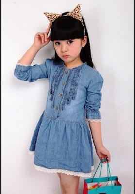 Baju Anak Perempuan Umur 5 Tahun