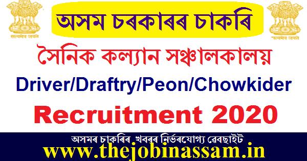 Directorate of Sainik Welfare Assam