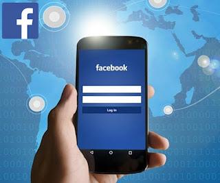 Melalui Aplikasi FB