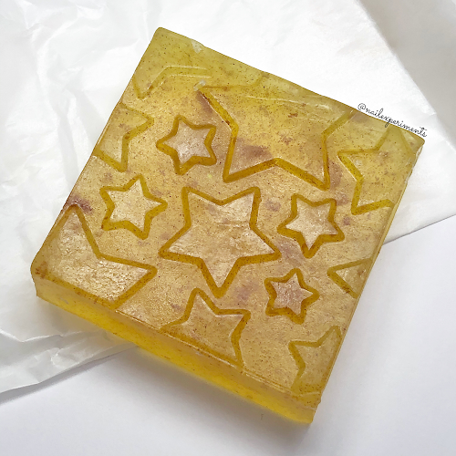 my indie polish sourpuss exfoliating soap