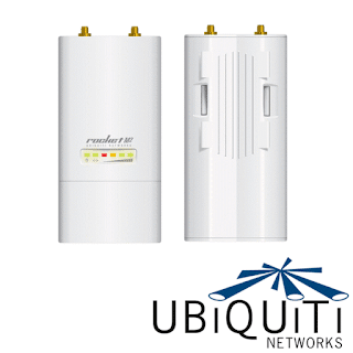 Akses Point Ubiquiti Rocket M2