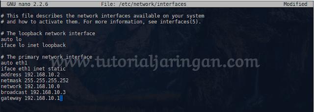 Cara Setting DNS / Name Server Secara Permanen di Ubuntu Server