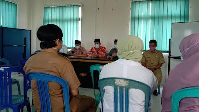 Dewan Lotim Sidak Ke Puskesmas Sikur, Bidan dan Dokter Saling Lempar Kesalahan