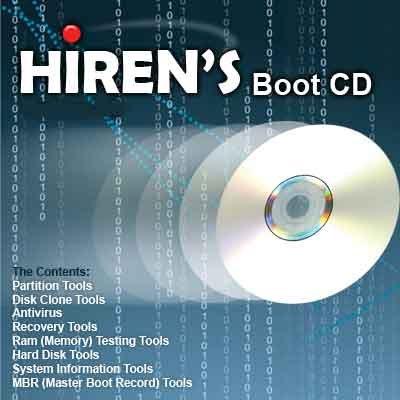 BOOT 15.1 HIREN TÉLÉCHARGER CD
