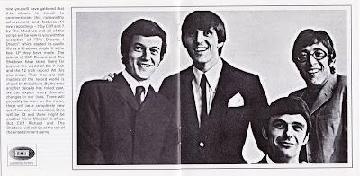 Cliff Richard & The Shadows - Established 1958  (1968)