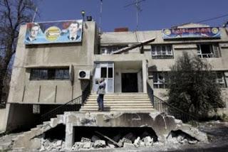 Rezim Syiah Nushairiyah Serang Sekolah, 8 Sipil Tewas