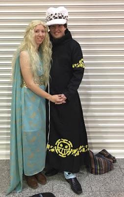 cosplay, daenerys-targaryen, trafalgar-law