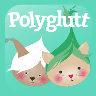 Polyglutt - szwedzka aplikacja książkowa wspierająca wielojęzyczność dzieci