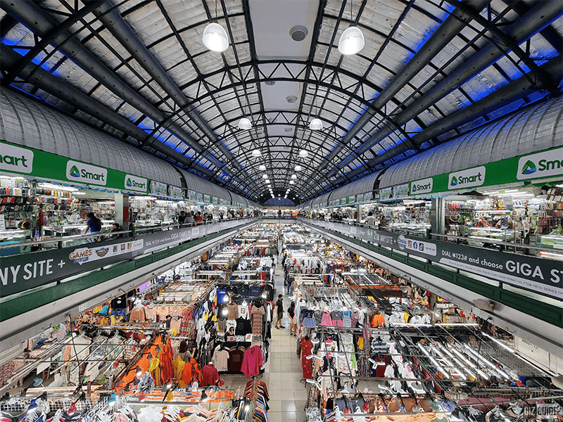 Ultra-wide camera indoor