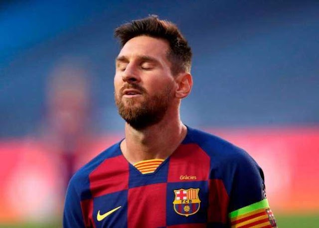 Lionel Messi Tells Ronald Koeman That He Does Not See His Future At Camp Nou