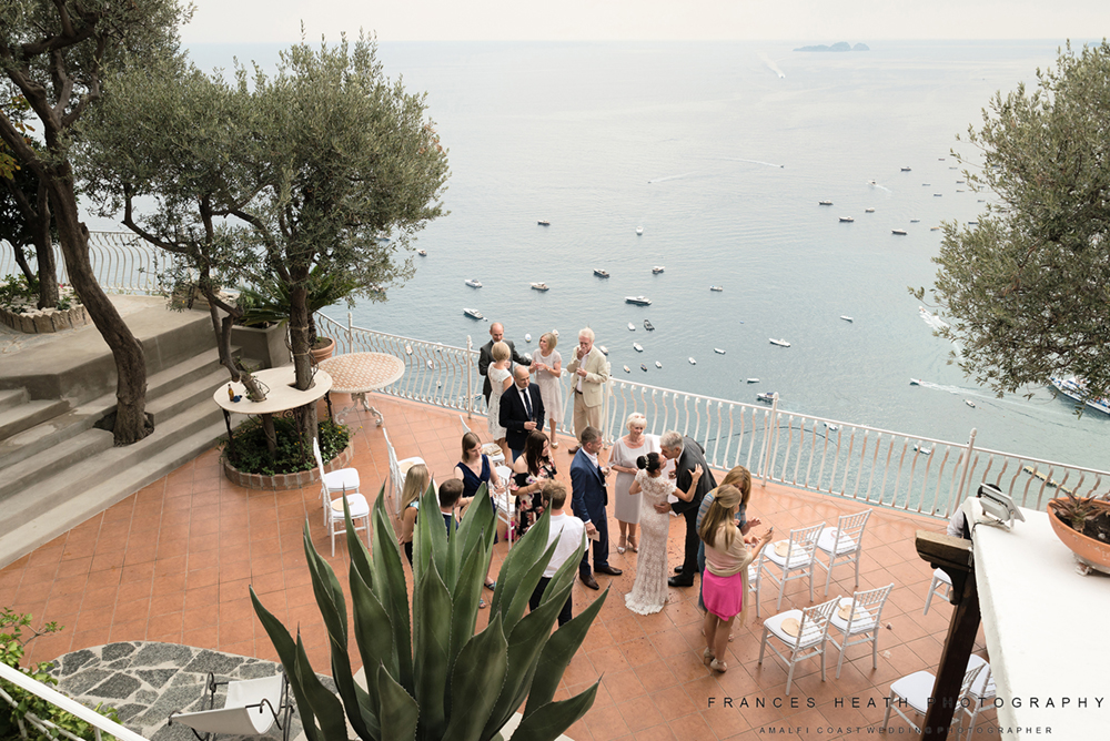Wedding at Villa Oliviero
