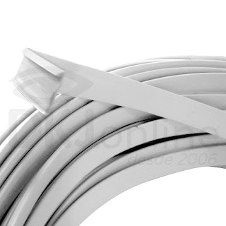 Perfil Trim 100% PVC