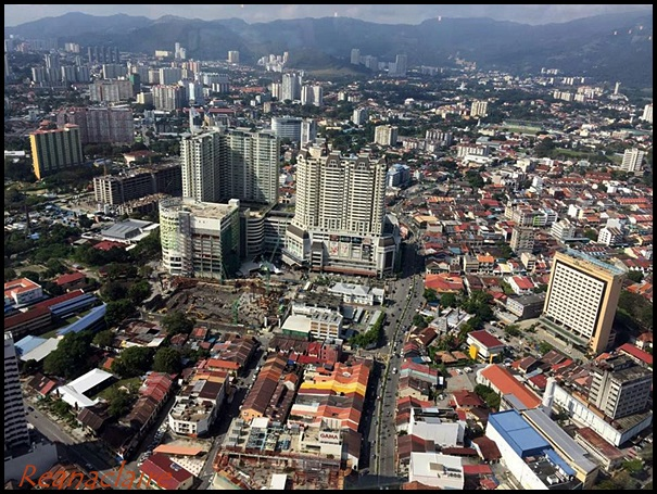 View From The 59 Sixty In Komtar