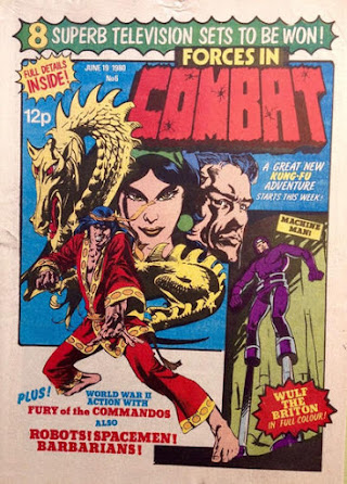 Forces in Combat #6