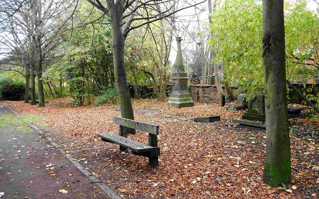 Old Churchyard, Longton